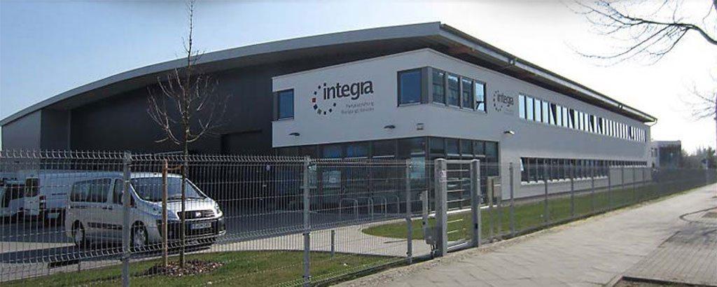 Integra gGmbH Gebäude